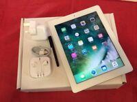 Apple iPad 4 32GB WiFi + Cellular, White, +WARRANTY, NO OFFERS