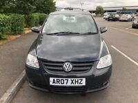 2007 Volkswagen FOX 1.2 Urban 3dr Fully HPI Clear 1 Former Keeper Service History @07541423568@