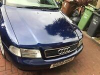99 Audi A4 petrol 12 months mot and very very good condition any test welcome