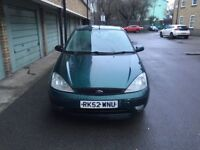 FORD FOCUS 1.6, AUTOMATIC, CAT C, 75K, CHEAP