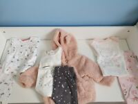 26 piece girl first size bundle