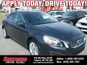 2013 Volvo S60 T5 AWD/ROOF/PARK ASST.