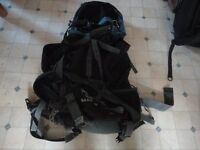 Karrimor Jaguar 65 ltrs plus expedition rucksack