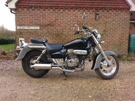 Hyosung GV125 Aquila 125cc *SPARES AND REPAIRS MODEL INCLUDED*