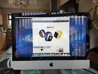 "iMac 21.5"" with SSD Drive i5 processor"