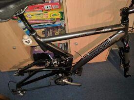 Scott Evolution Mountain Bike! Selling cheap as need gone ASAP!