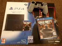 Ps4 boxed 1tb call of duty hardly used