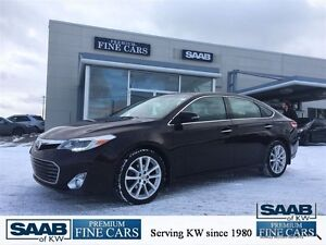 2013 Toyota Avalon LIMITED ONE OWNER NO ACCIDENT NAV/CAMERA HEAT