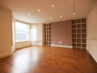 A stunning 3 double bedroom 2 bathroom flat with huge private garden located in Finsbury Park