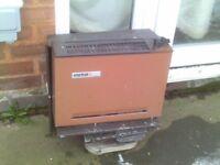 caravan sb1800 gas fire / heater