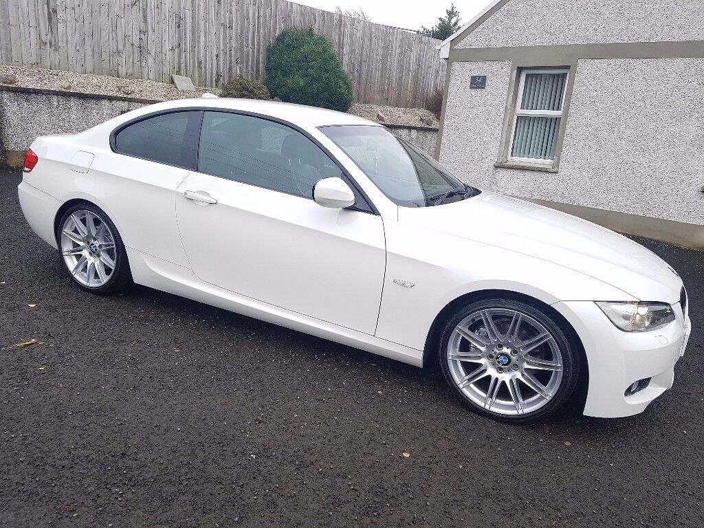 2009 e92 bmw 320d m sport coupe in londonderry county londonderry gumtree. Black Bedroom Furniture Sets. Home Design Ideas