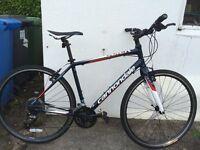 Cannondale Quick 4 2015 Black Large