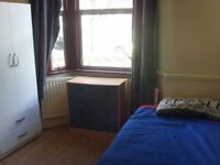 LARGE TWIN ROOM IN TURNPIKE LANE/MANOR HOUSE - LIVING ROOM & GARDEN