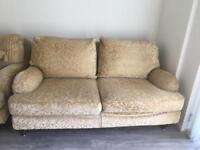 Comfortable Multi York Sofa, chair and stool