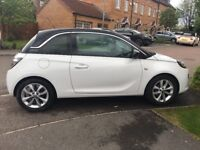 Vauxhall Adam jam 1.4i Low mileage!!
