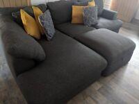 Next Stratus v corner sofa large