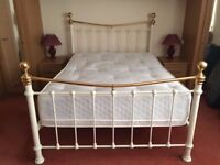 ** Great condition - Double bed and mattress **