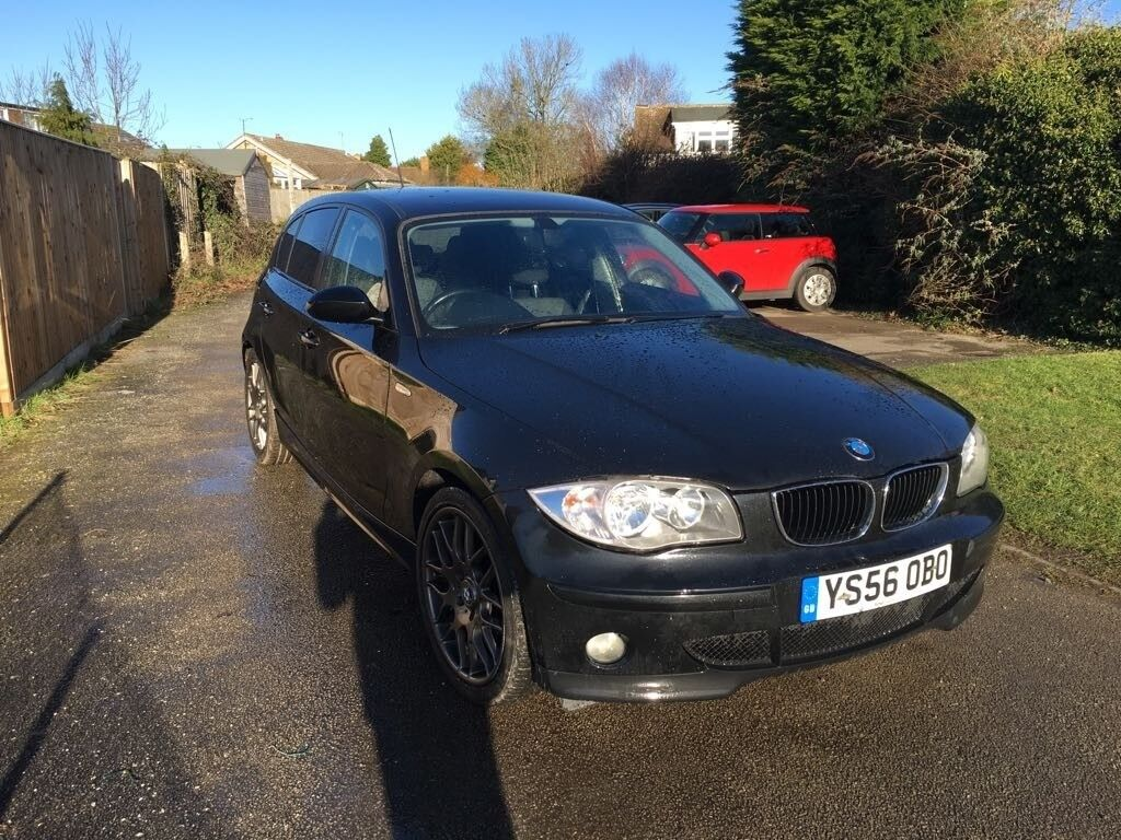 IMMACULATE CONDITION FSH BMW 1 series 116i with M SPORT SYLING! QUICK SALE