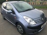 NISSAN PIXO 2010, 42000 MILES, AC, 20£ TAX, FULL SERVICE HISTORY, EXCELLENT CONDITION