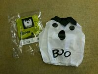 Ghost costume age 1