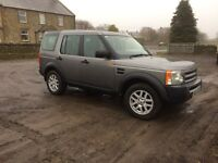 Landrover Discovery 2007 automatic