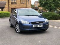 Ford Focus 1.8 TDCi Zetec Climate 5dr Full service history