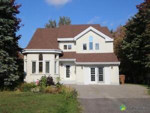 295 000$ - Maison 2 étages à vendre à Victoriaville