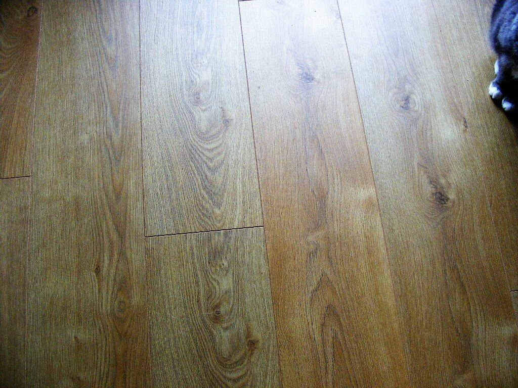 Free Local Delivery 50 Overture Milano Oak Efect Laminate Flooring