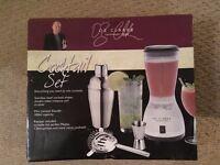 Oz Clarke Connoisseur Range Cocktail Set