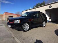 Range Rover sport 2.7 HSE px swap Mercedes bmw SUV 4x4