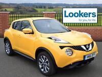 Nissan Juke TEKNA DIG-T (yellow) 2016-04-26