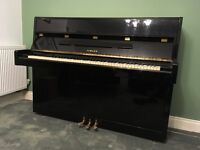 Yamaha Piano Upright B1 Piano in black lacquer finish