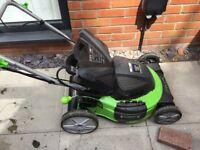 Celgarden lawn mower