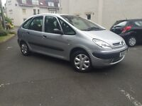 CHEAP CHEAP CITROEN XSARA PICASSO 2.0 HDI (diesel) --- LOW MIL 79K -- GOOD CONDITION-- ONE YEAR MOT