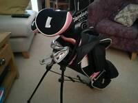 Ram junior golf clubs
