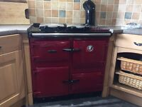 Rayburn Cooker/Boiler Excellent Condition