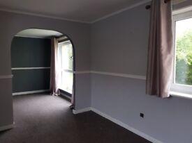 Oak Road, Cumbernauld, 2 bedroom ground floor flat in desirable Abronhill area