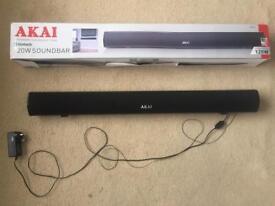 AKAI 120 watt soundbar