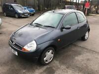Ford KA 1.3 Manual Petrol 2005 no mot part exchange to clear