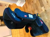 Recaro Monza Isofix car seat suit age 3 to 10 approx