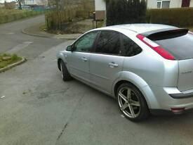 Swap Ford focus 2.0 petrol ghia top spec swap try me for a diesel