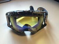 Oakley Crowbar Prizm Ski Goggles