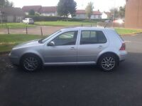 VOLKSWAGEN GOLF 1.8T GTI ** LOW MIKES, GREAT DRIVING CAR, FOUR GOOD TYRES, MUST GO!