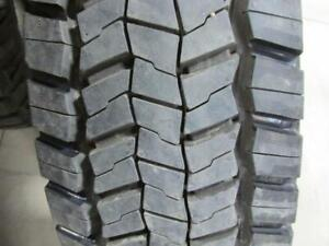 CONTINENTAL 225/70R19.5 2257019.5 225 70 19.5 GRIP TIRES NEW $ 200 EACH