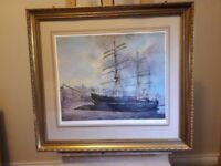 RRS DISCOVERY SIGNED LIMITED EDITION PRINTS