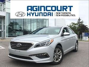 2015 Hyundai Sonata GL/BACKUP CAM/HEATED SEATS/OFF LEASE/ONLY 31