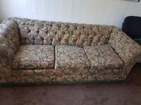 Sofa 3 seater and 2 chairs sofa