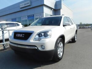 2012 GMC ACADIA 4WD SLE SLE AWD 7 PASSAGERS/CAMERA ARRIERE