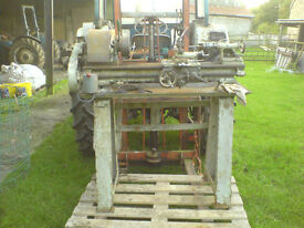 South Bend model 9 metal working toolroom centre lathe