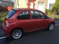Nissan micra 160sr SPARES OR REPAIR **READ AD **